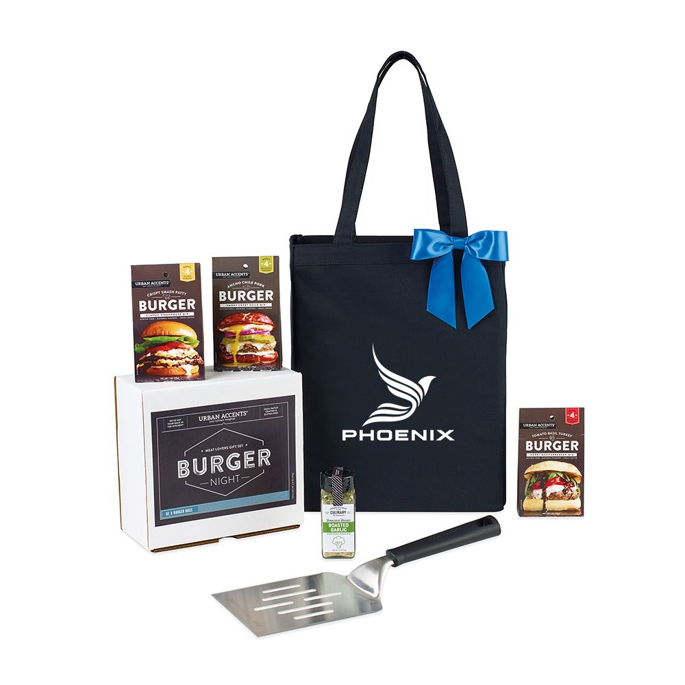 Burger Boss Gift Set - Personalization Available