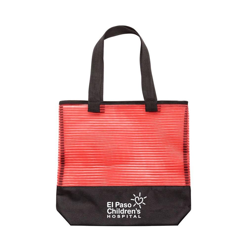 Waikiki Mesh Tote Bag - Personalization Available
