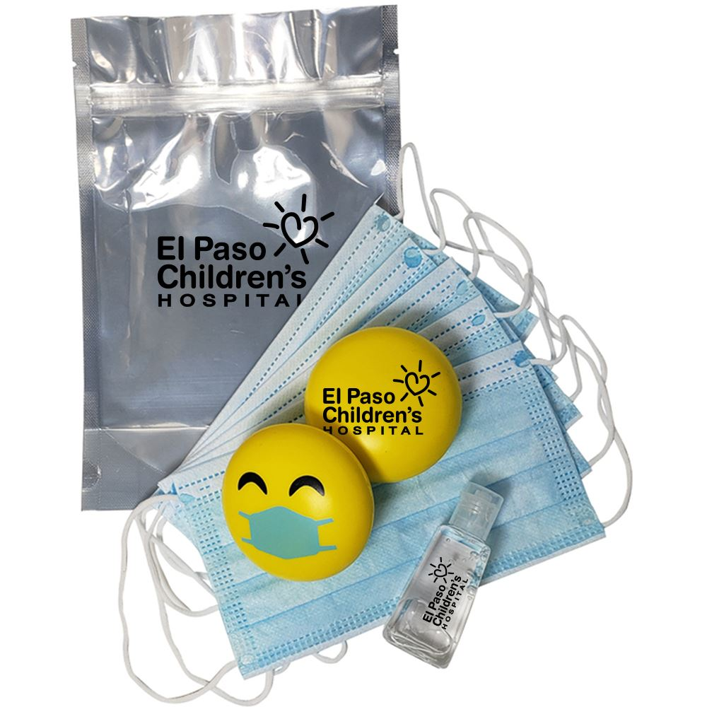 Emoji PPE Kit - Personalization Available