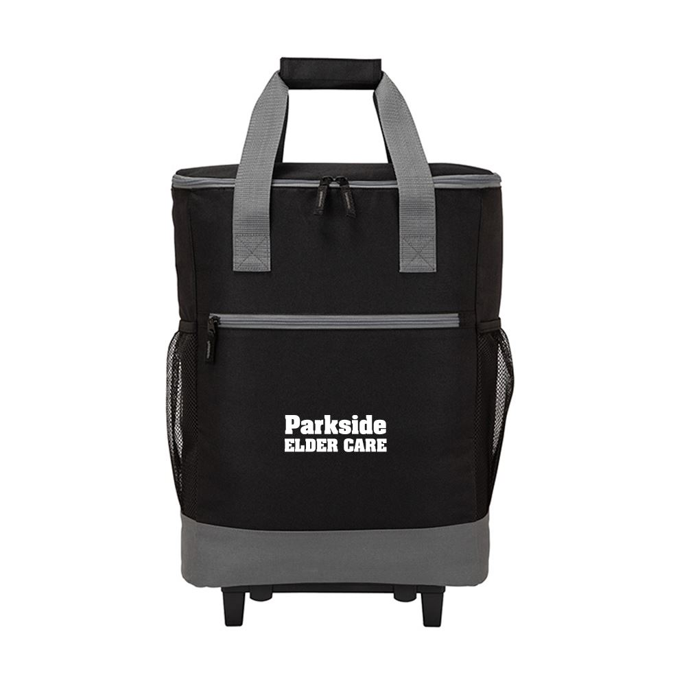 Chandler Rolling Cooler - Personalization Available