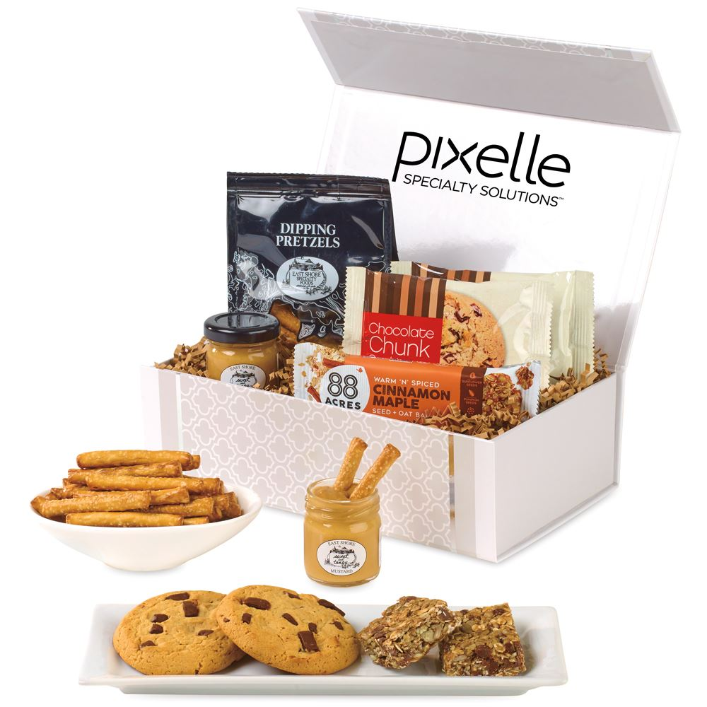 Sweet & Savory Snack Lovers Gift Set - Personalization Available