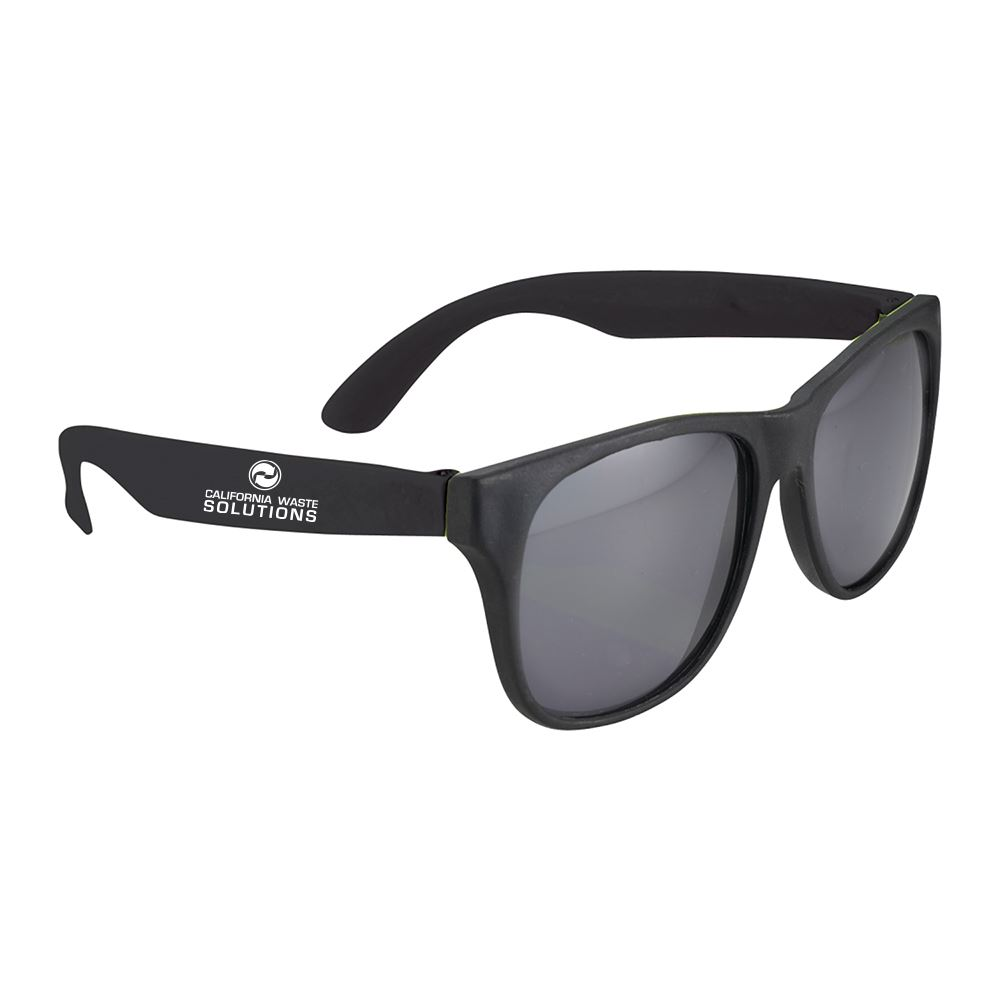 Eighties Style Sunglasses - Personalization Available