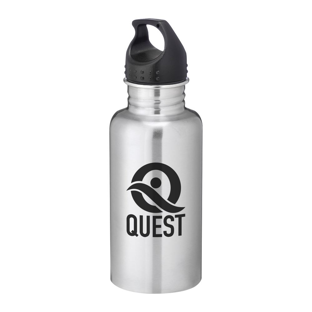 Ventura 20oz Stainless Sports Bottle - Personalization Available