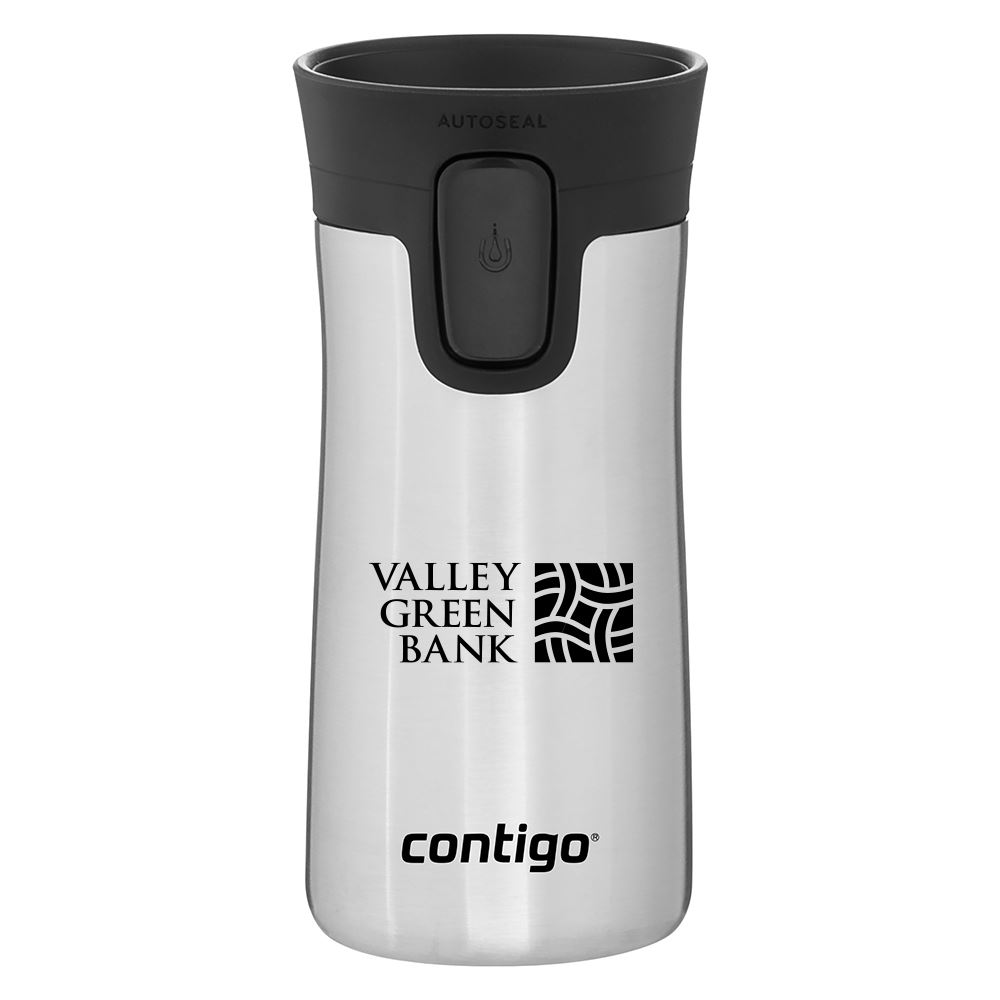 Contigo Pinnacle Stainless Steel Tumbler - Personalization Available