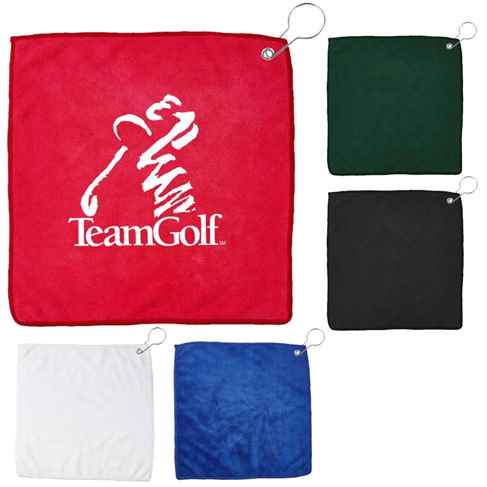 Golf Towel - Personalization Available