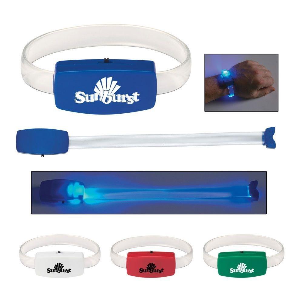 Glow Light Wristband - Personalization Available