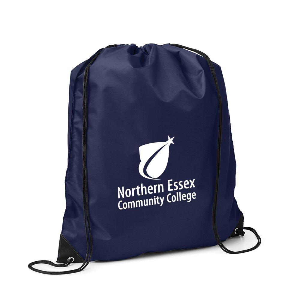 Jumbo Drawstring Backpack - Personalization Available