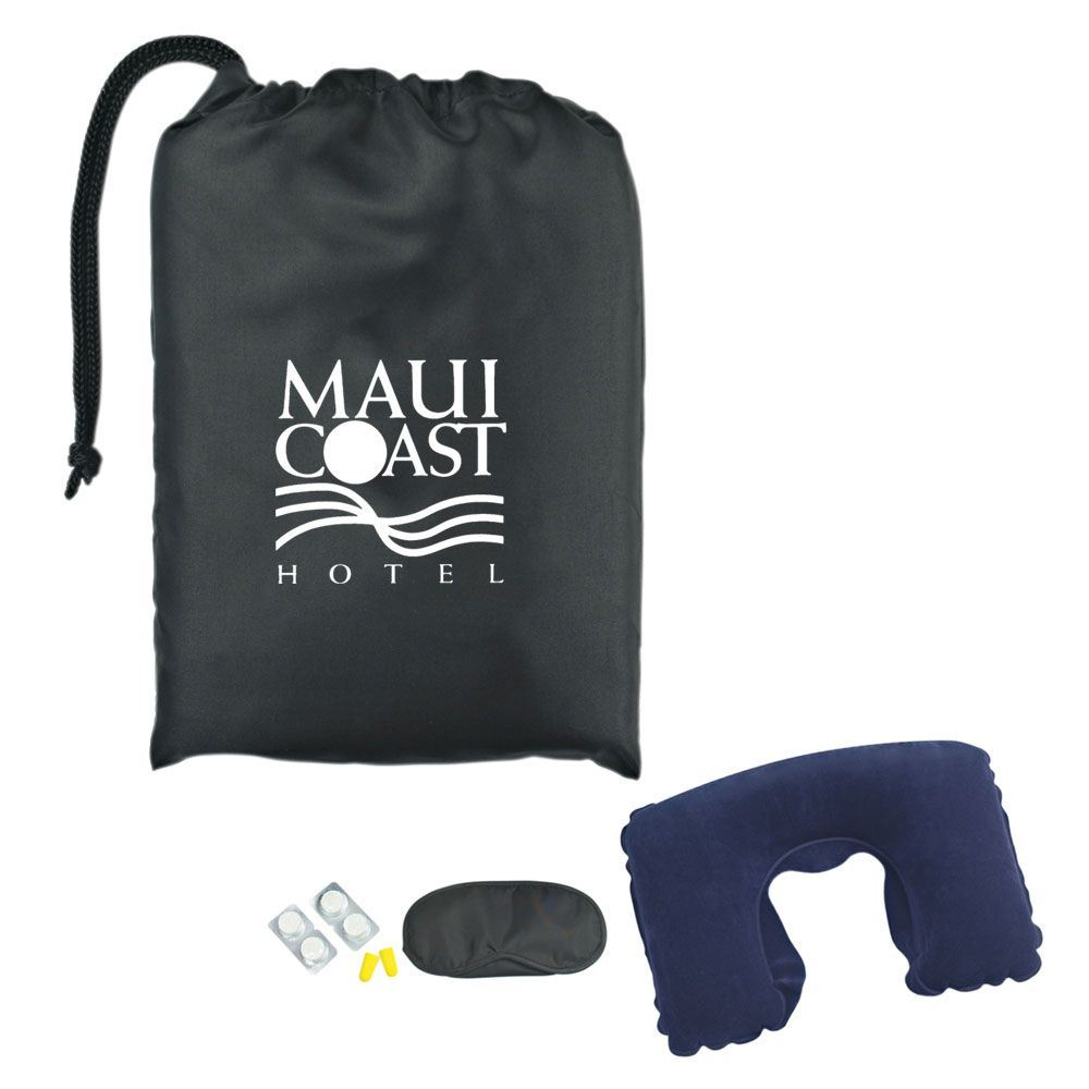 Travel Comfort Kit - Personalization Available