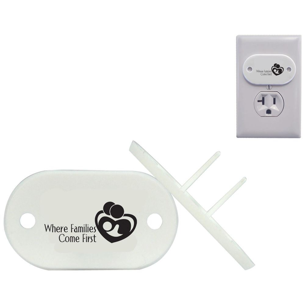 SafetyCaps Outlet Cover - Personalization Available