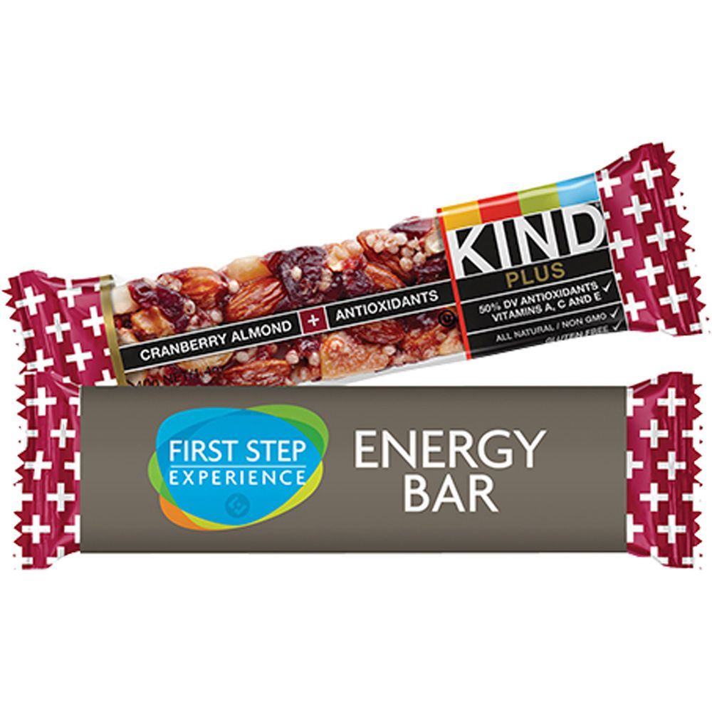 KIND® Bar - Cranberry Almond + Antioxidants Flavor - Personalization Available