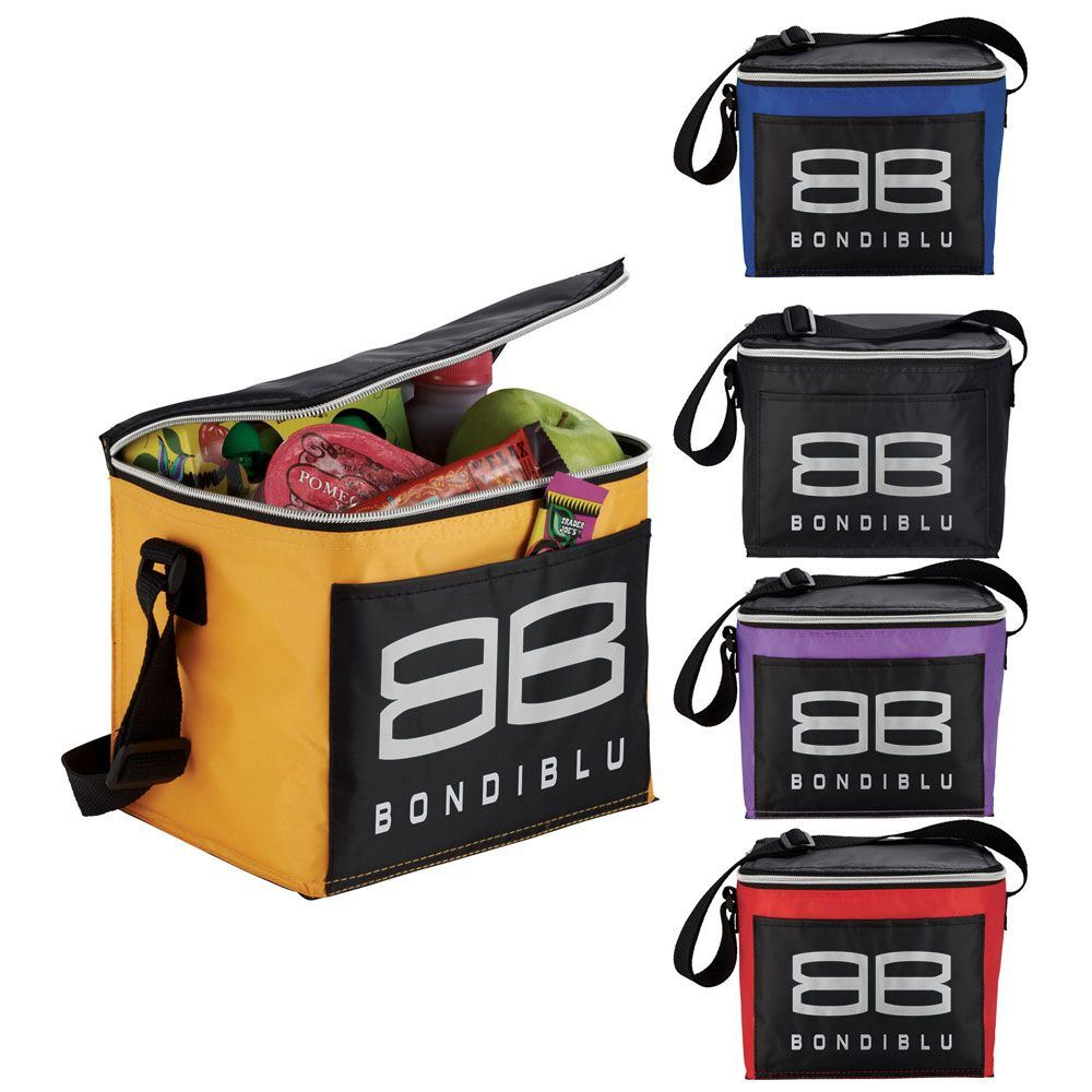 The Connect Cooler Bag - Personalization Available