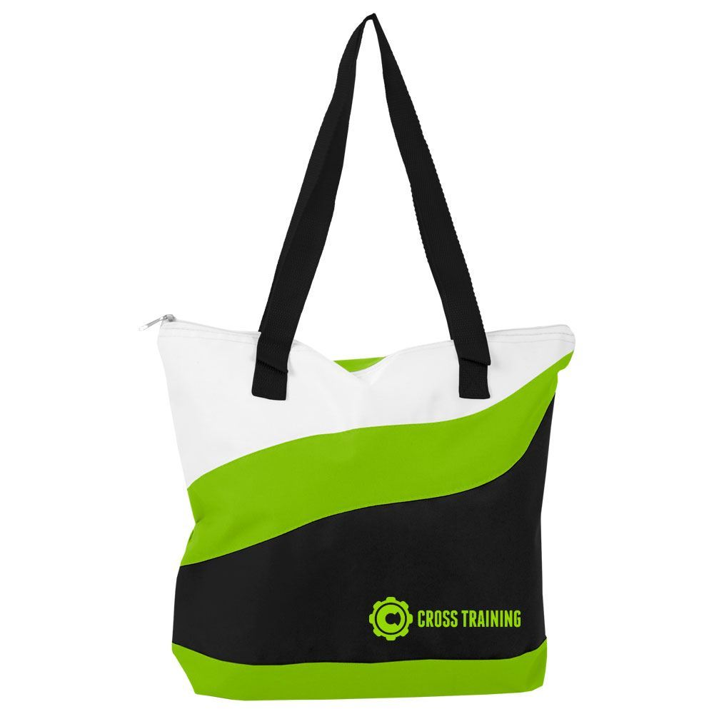 Wave Tote - Personalization Available