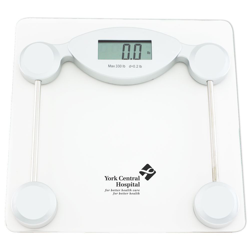 Digital Bathroom Scale - Personalization Available