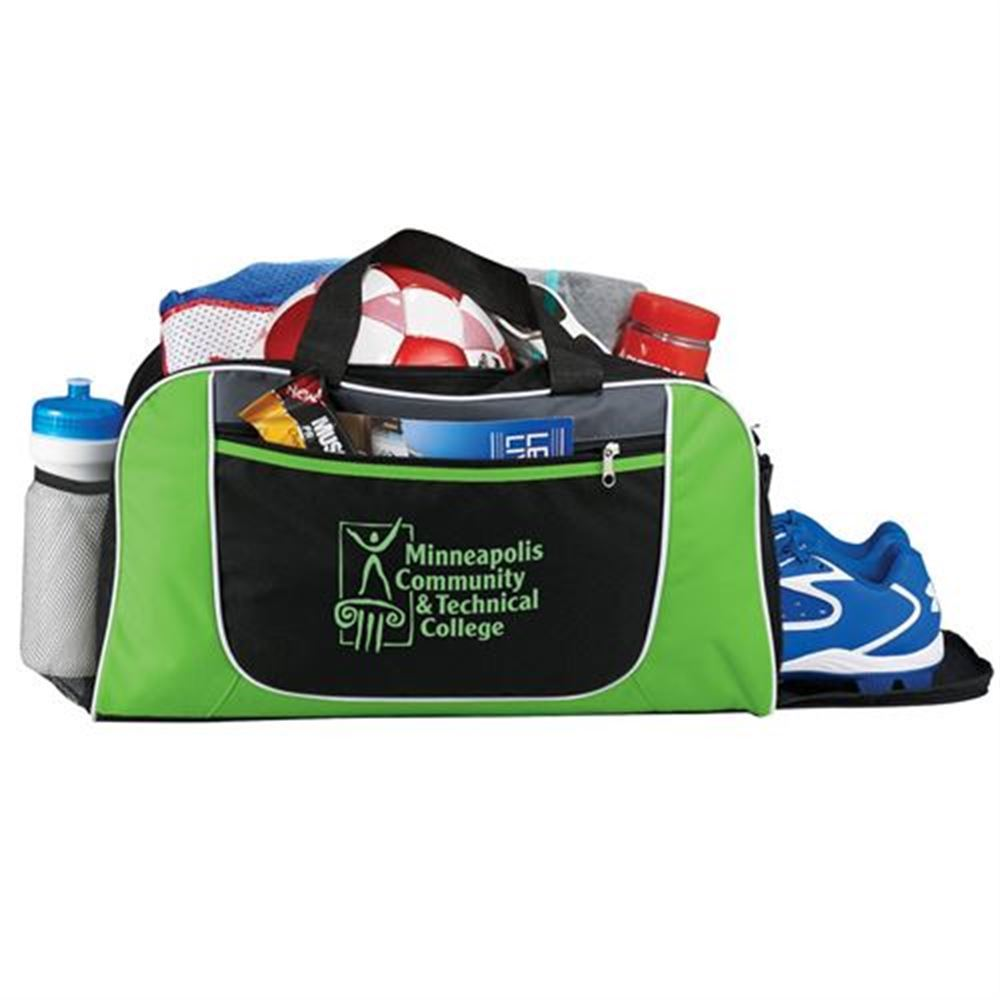 The Base Camp Sport Duffel - Personalization Available