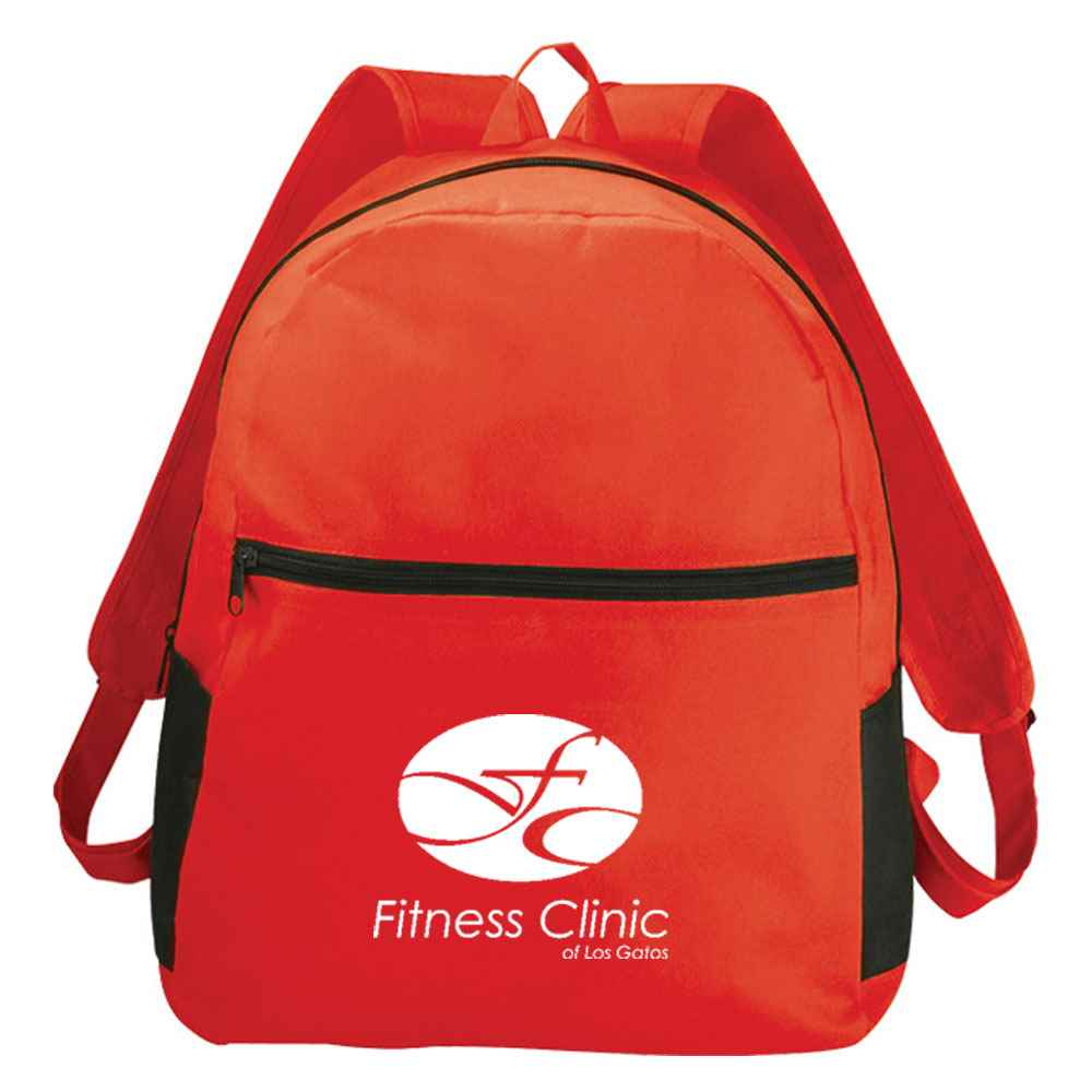 The Park City Budget Backpack - Personalization Available