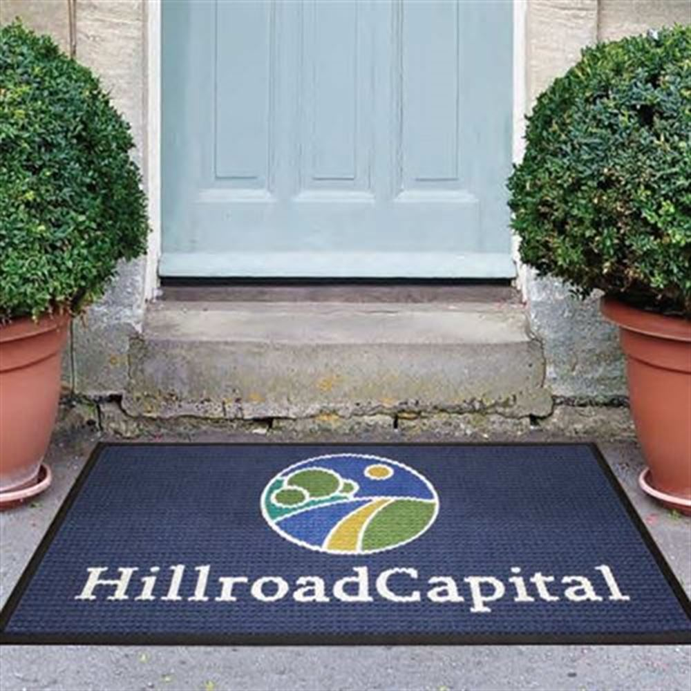 Waterhog™ Inlay High Traffic Mat - 6' x 8' - Personalized
