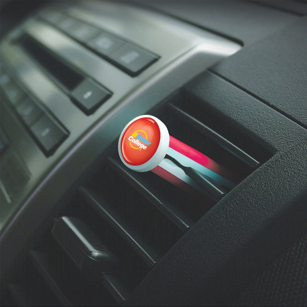 Hot Rod™ Vent Stick Car Air Freshener - Personalization Available