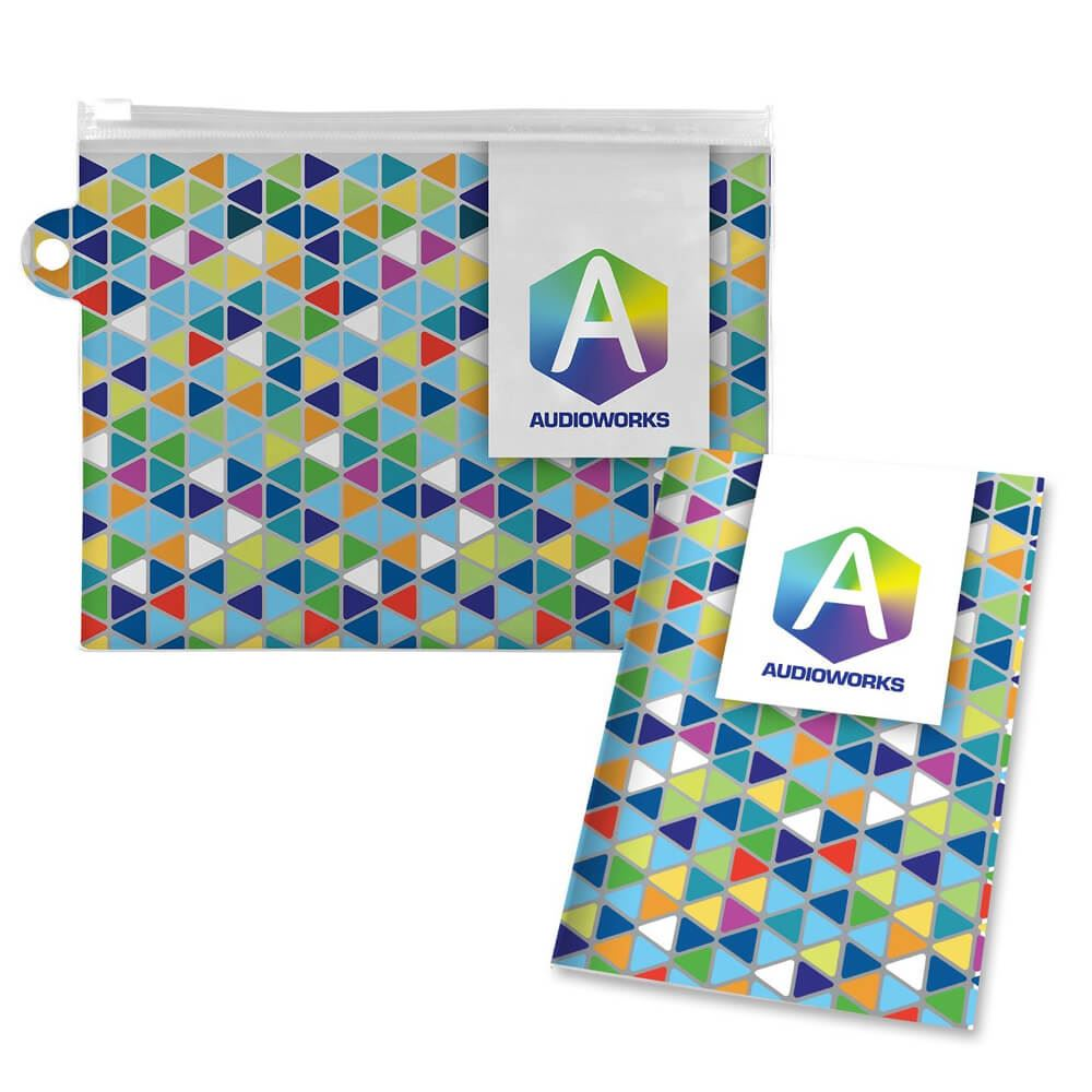 Perfect Full Color Notebook Set - Personalization Available