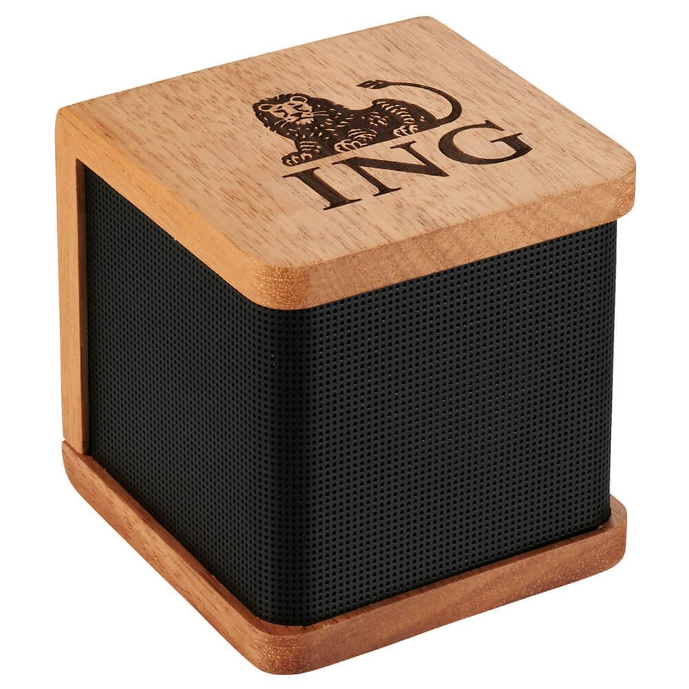 Seneca Bluetooth® Wooden Speaker - Personalization Available