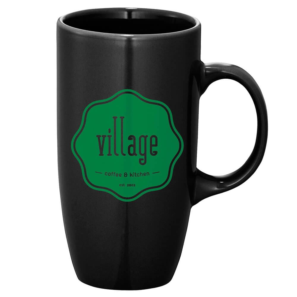 Vita Ceramic Mug 20-oz. - Personalization Available