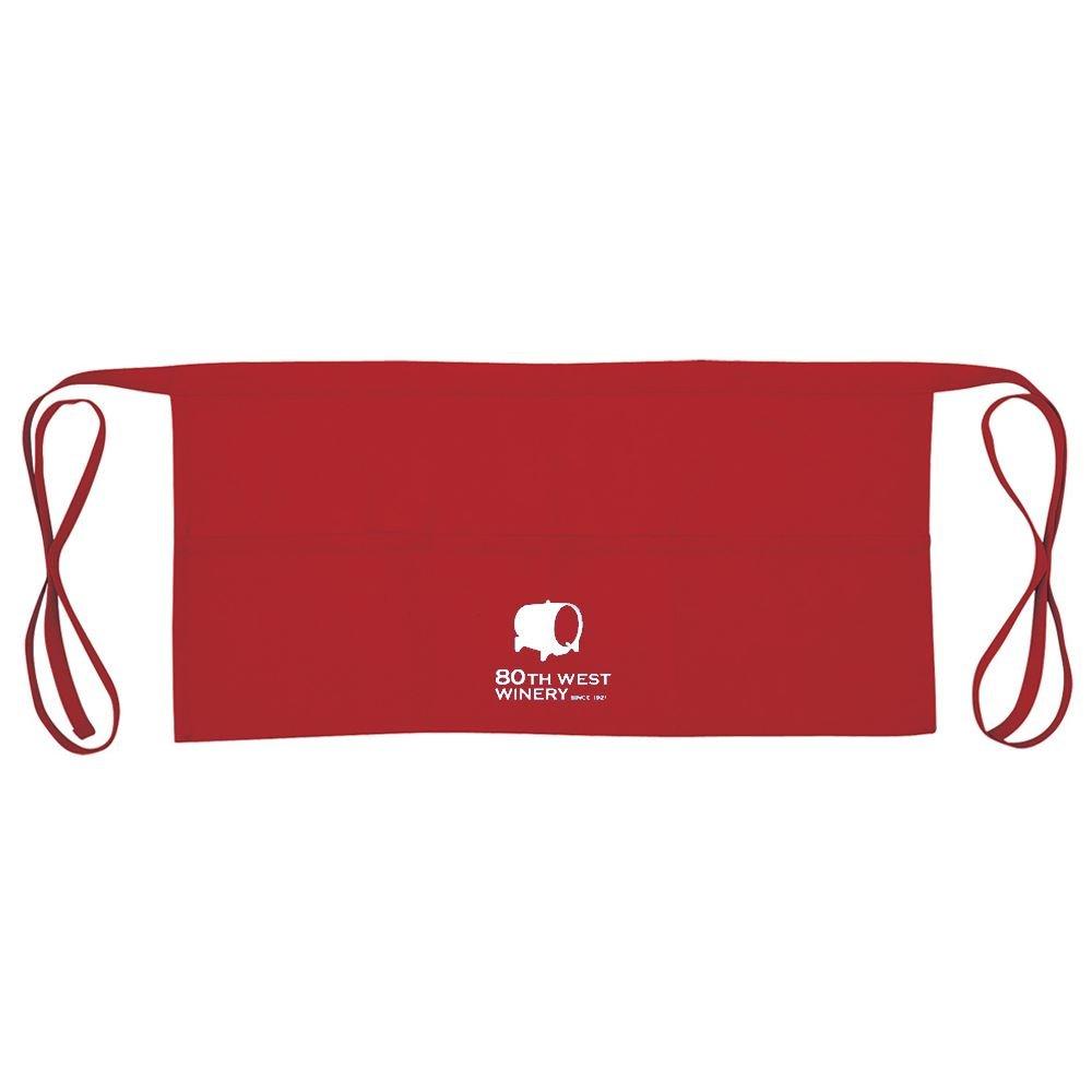 3 Pocket Waist Apron - Personalization Available