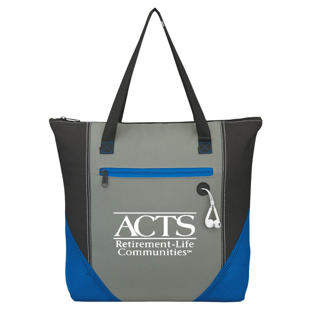 Delta Tote Bag - Personalization Available