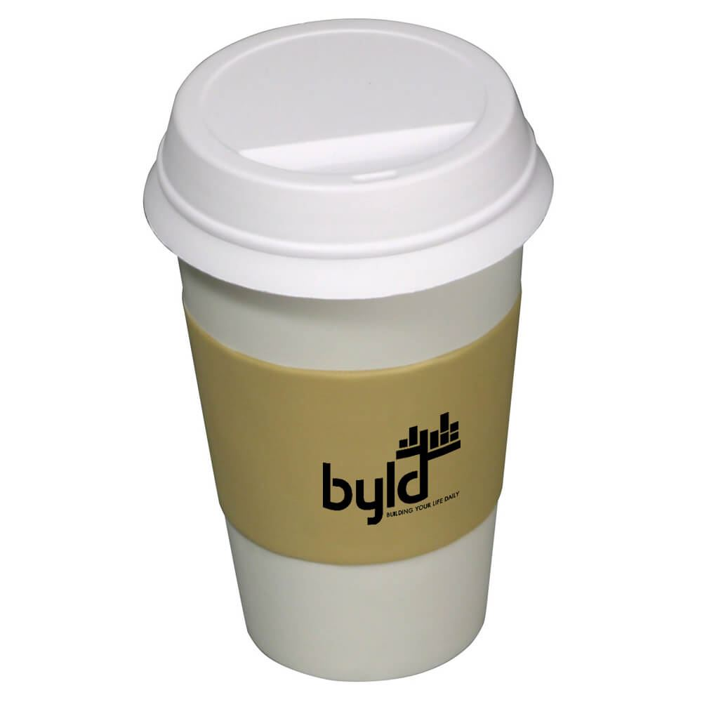 To Go Coffee Cup Stress Reliever - Personalization Available