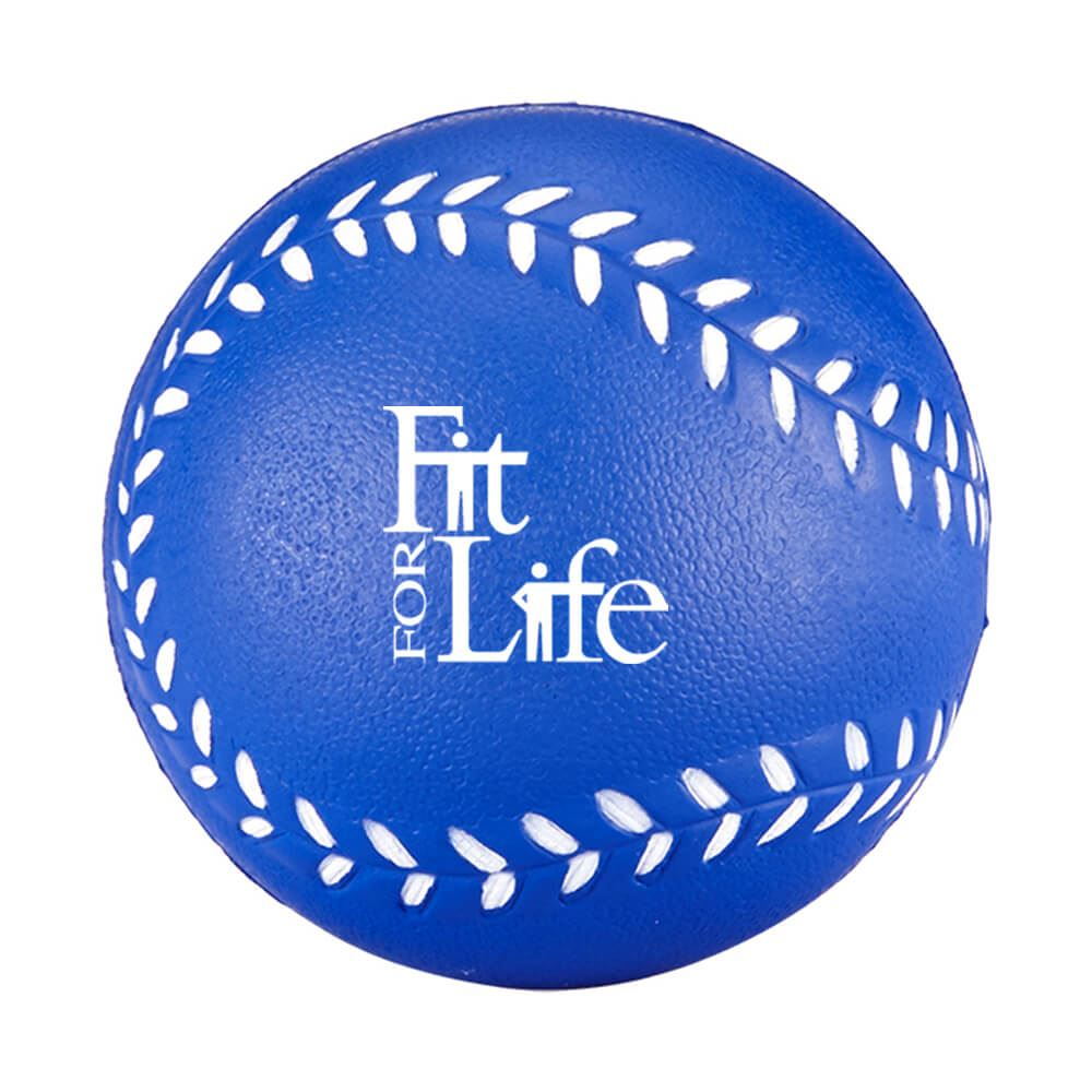 Baseball Stress Reliever - Personalization Available