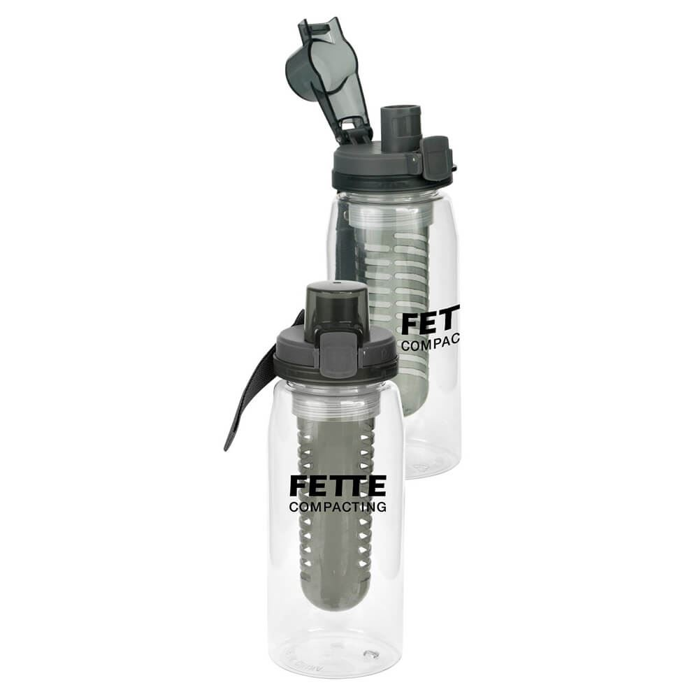 Locking Bottle With Infuser 25-oz.  - Personalization Available