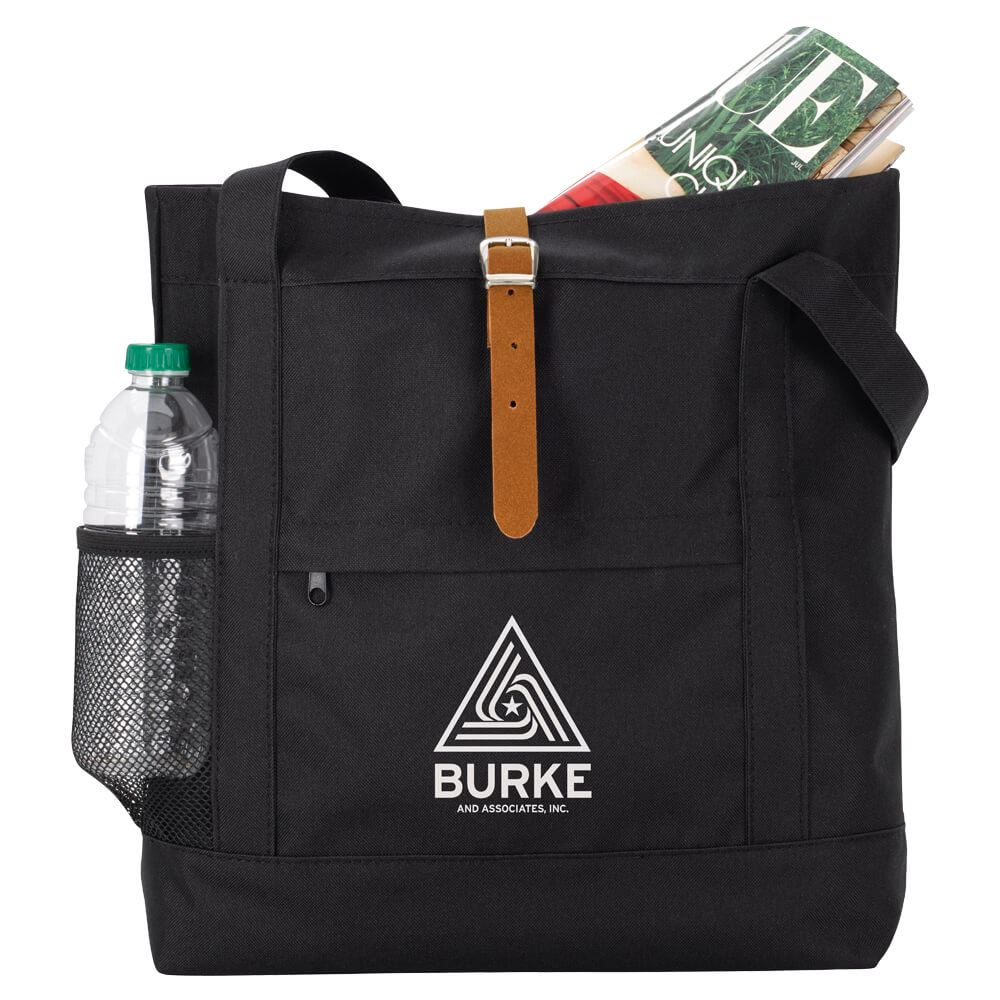 Simple Snap Tote - Personalization Available