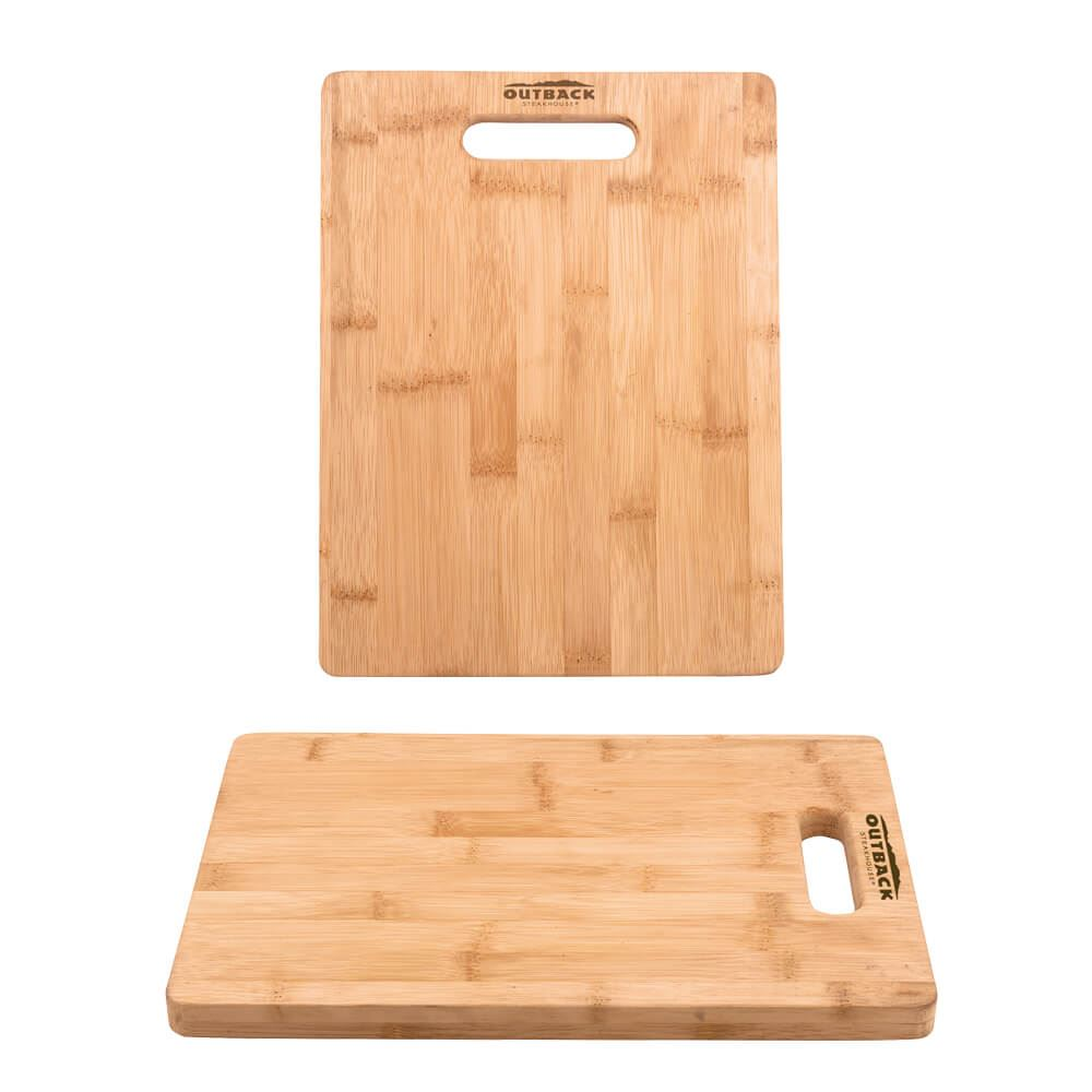 Classic Bamboo Cutting Board - Personalization Available