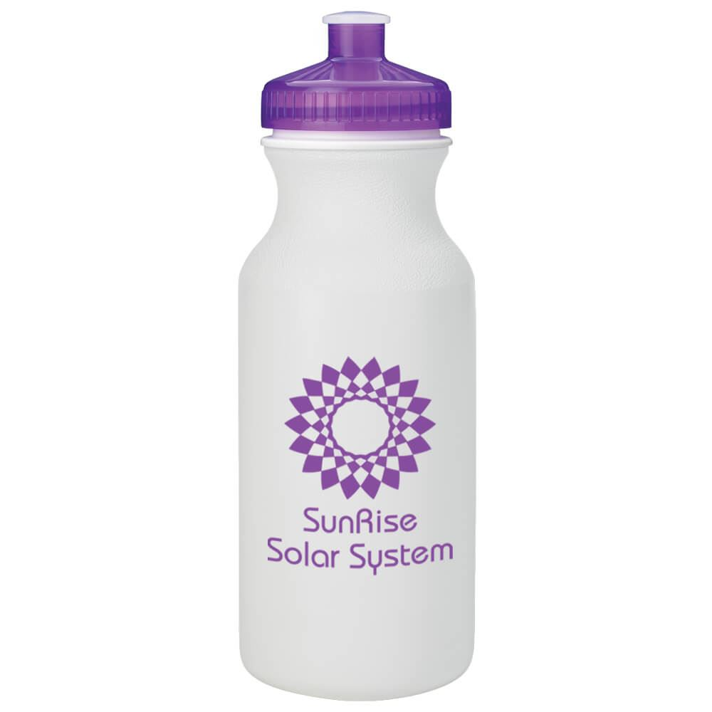 Hydration Water Bottle 20-oz. - Personalization Available