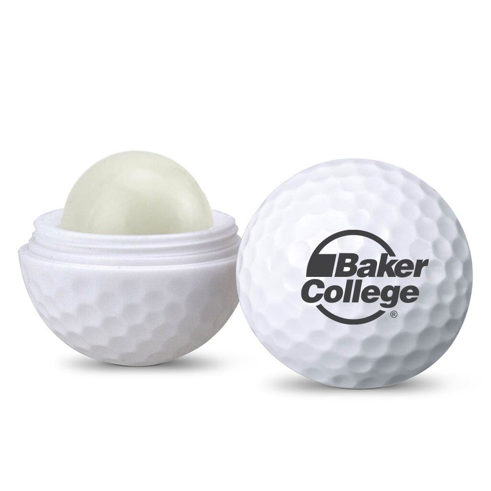 Golf Ball Sunscreen - Personalization Available