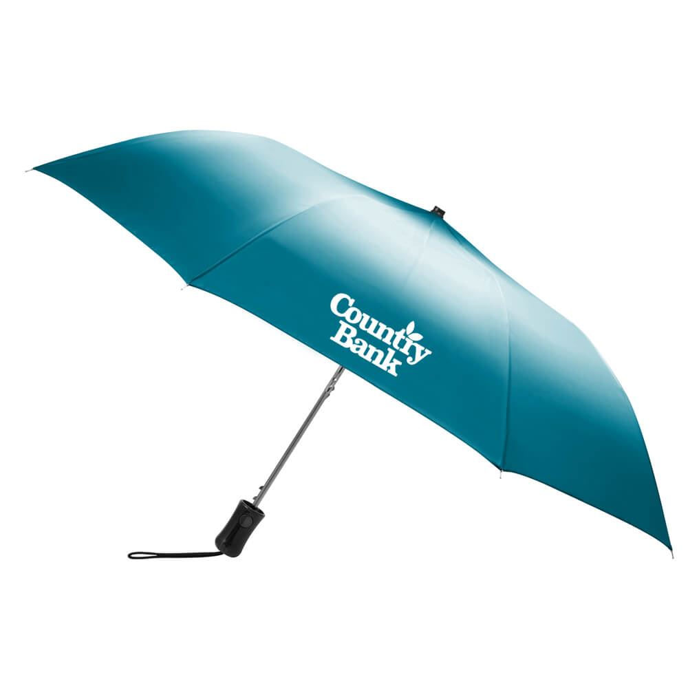 Ombre Auto Open Folding Umbrella - Personalization Available