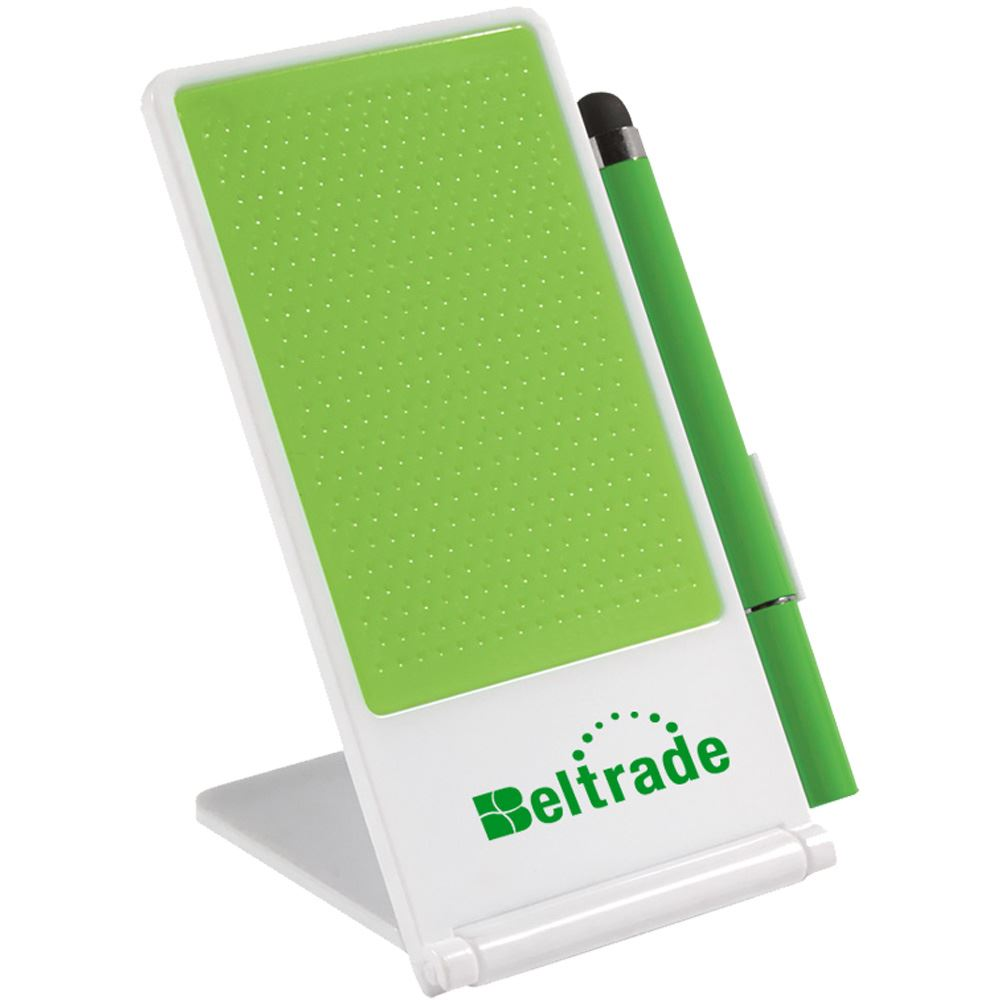 Phone Stand With Stylus Pen - Personalization Available