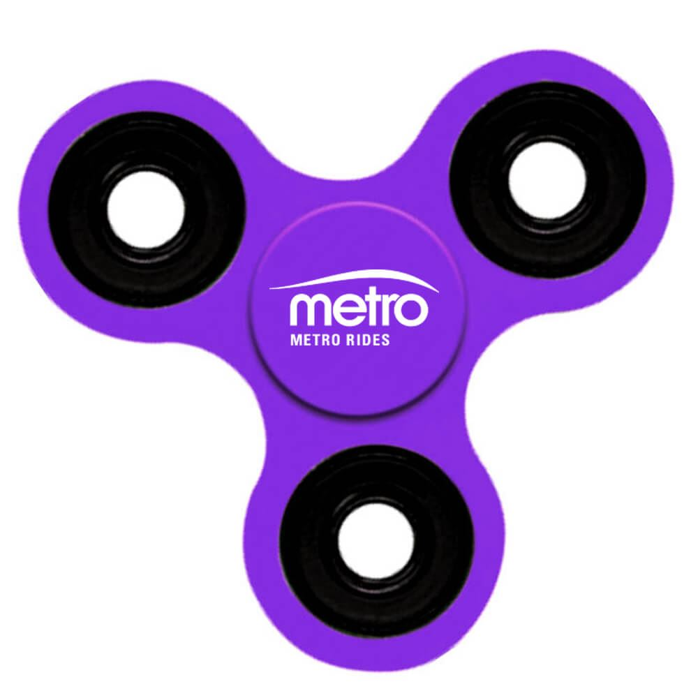 Fun Fidget Spinner - Personalization Available