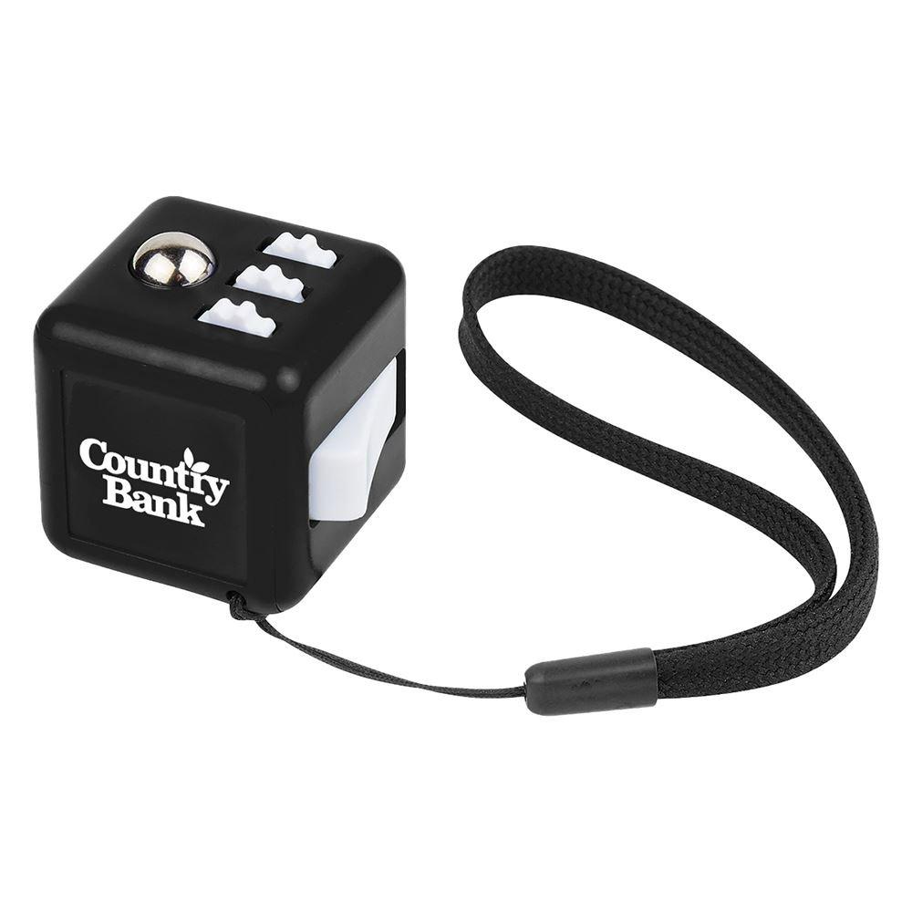 Fun Fidget Cube - Personalization Available