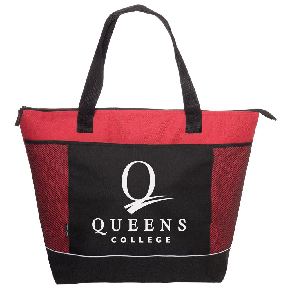 Porter Polyester Shopping Cooler Tote - Personalization Available