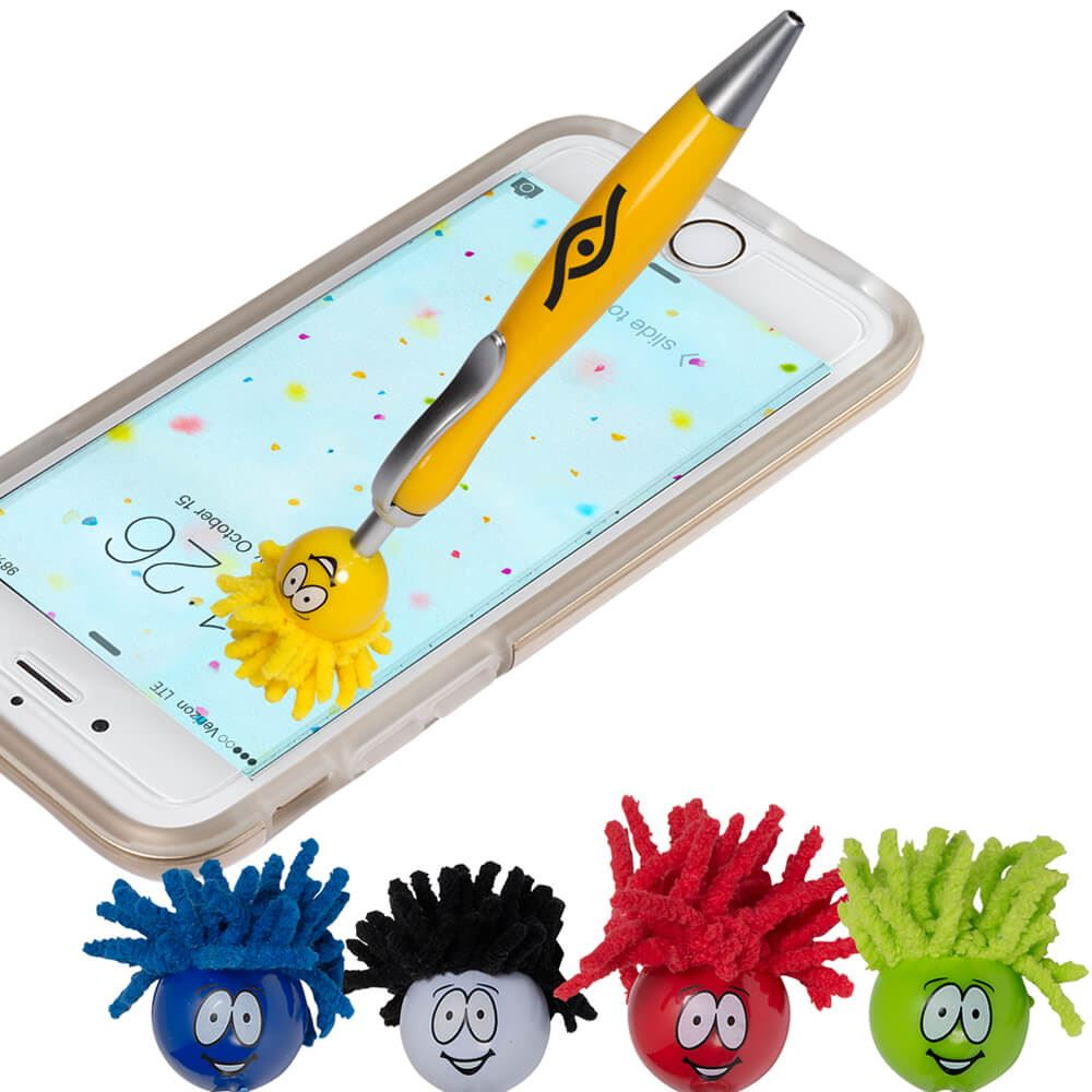 Emoti™ MopTopper™ Pen with Screen Cleaner - Personalization Available