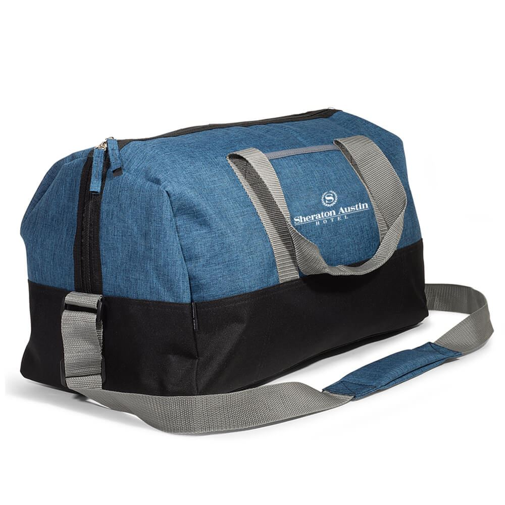 Strand Snow Canvas Duffel Bag - Personalization Available