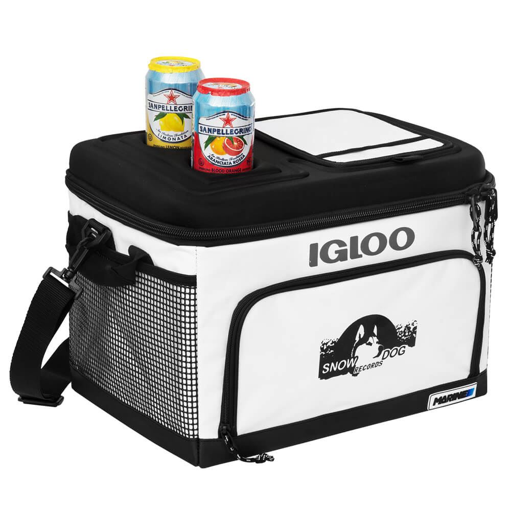 Igloo® Marine Box Cooler - Personalization Available