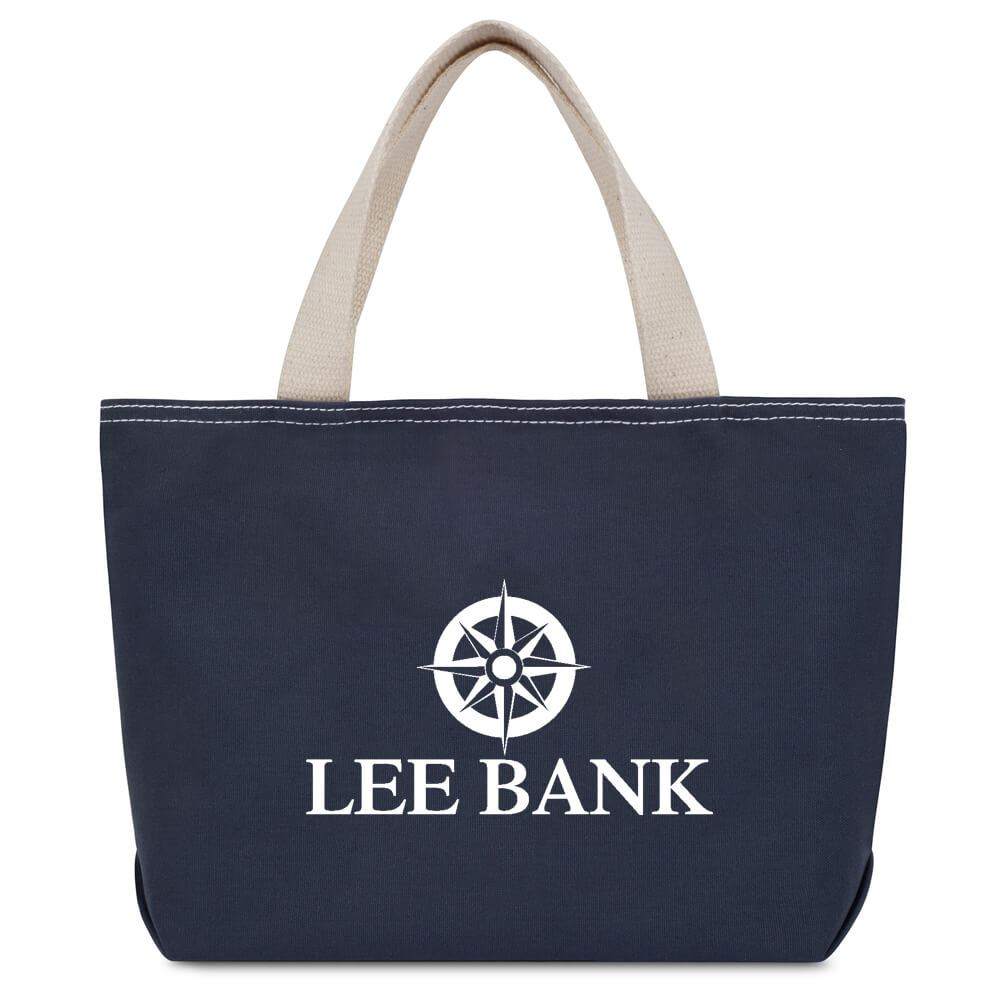 Cameron Cotton Mini Tote - Personalization Available