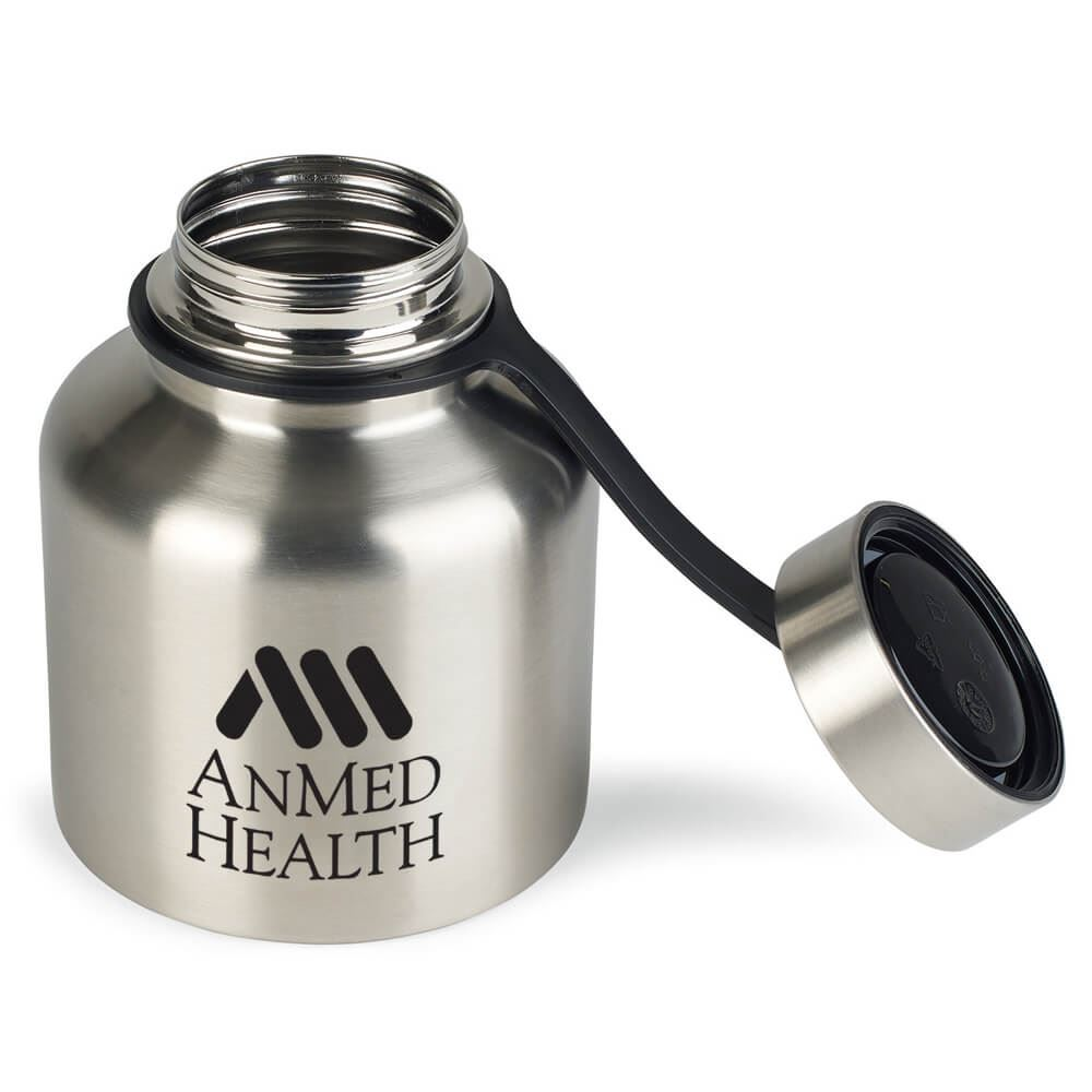Dakota Stainless Growler 37-oz. - Personalization Available