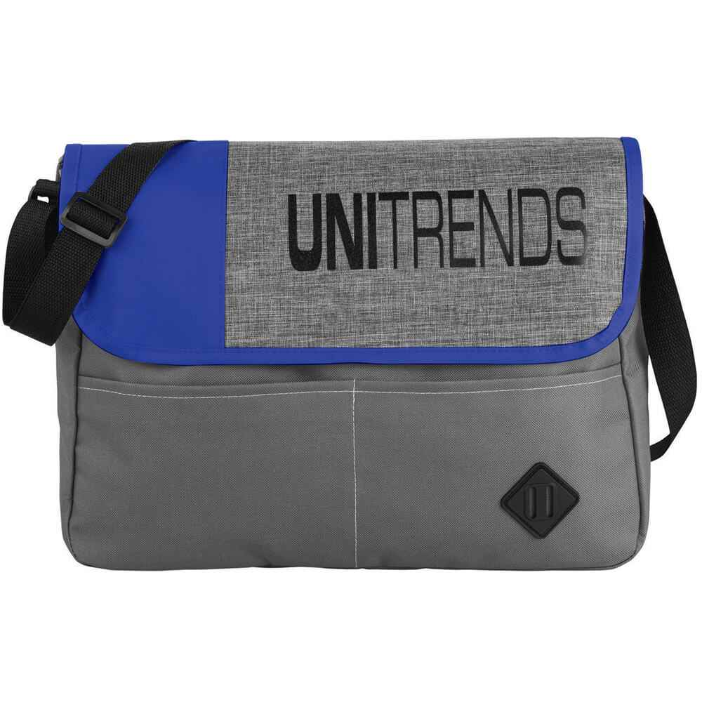 Offset Convention Messenger Bag - Personalization Available