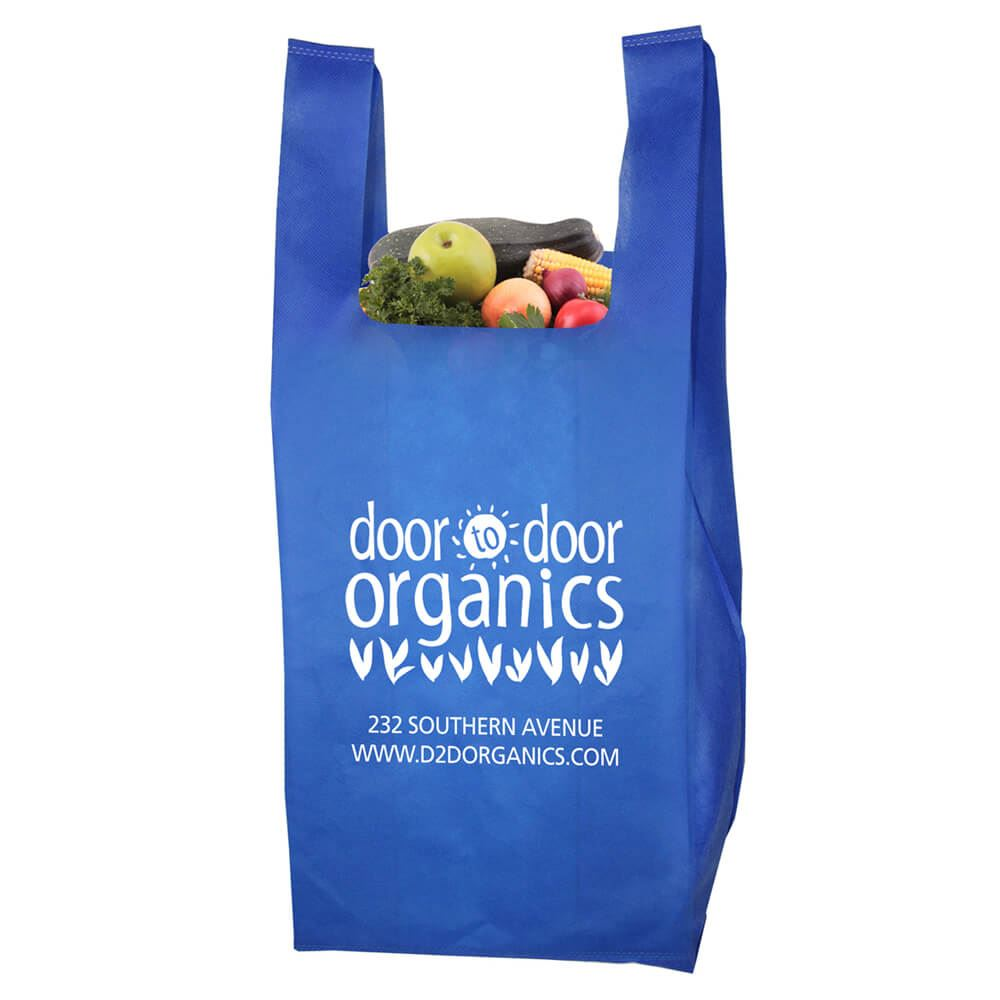 Everyday Grocery Shopping Tote Bag - Personalization Available
