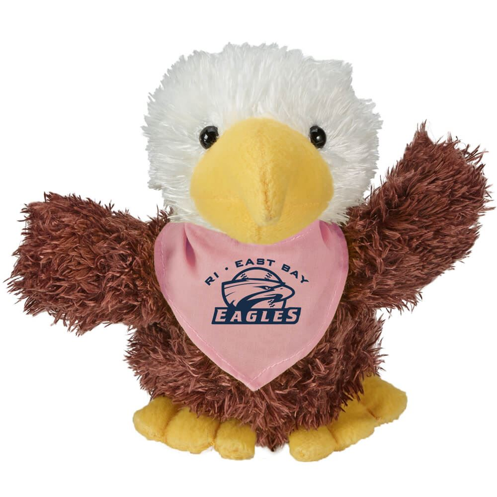Cuddliez Eagle - Personalization Available
