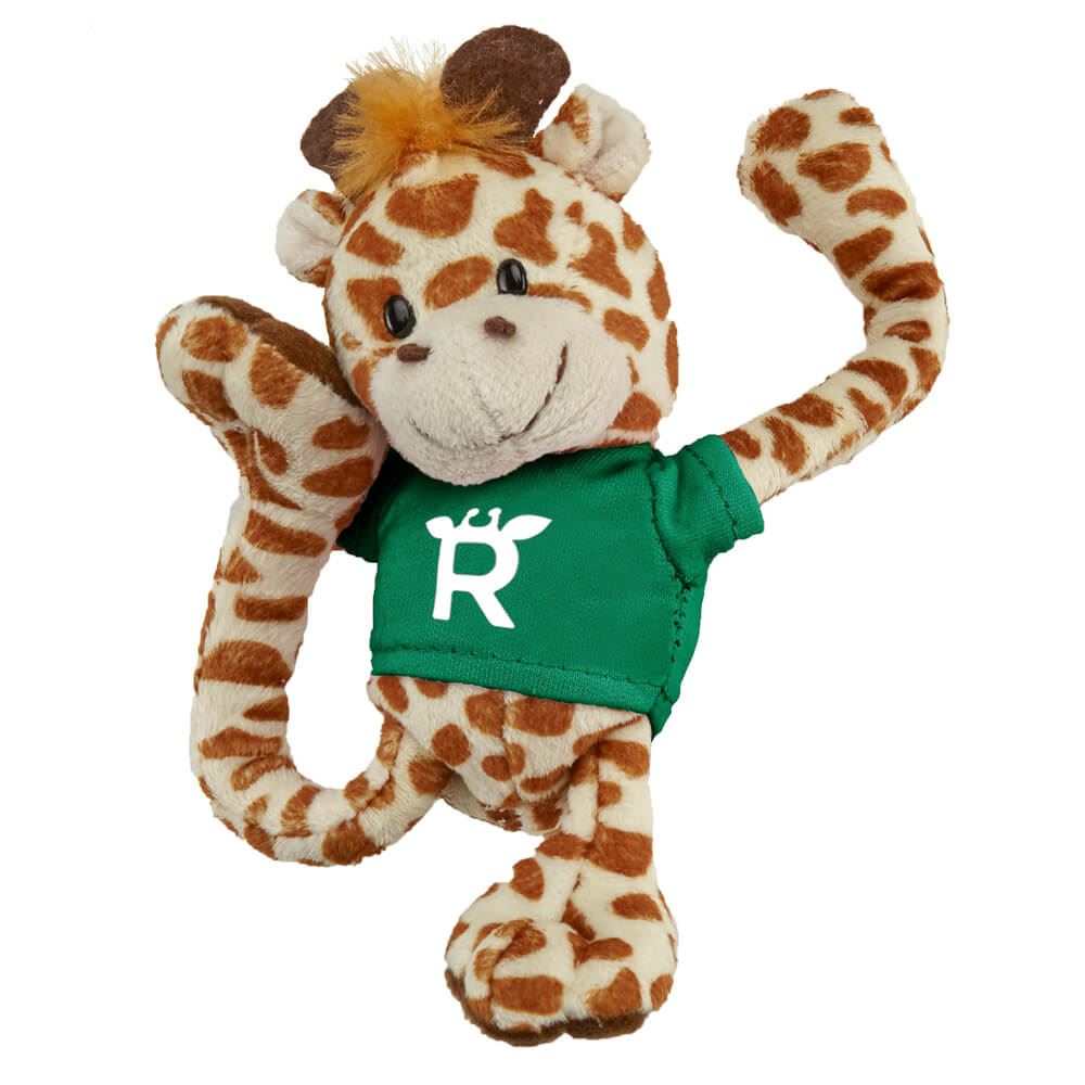 Pulley Pets Giraffe Personalization Available Positive Promotions