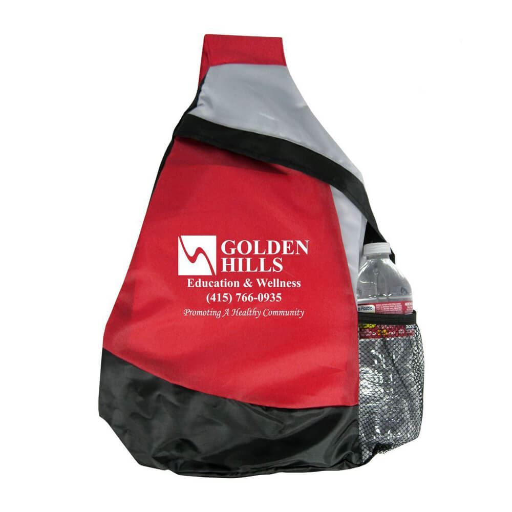 Polyester Sling Bag - Personalization Available