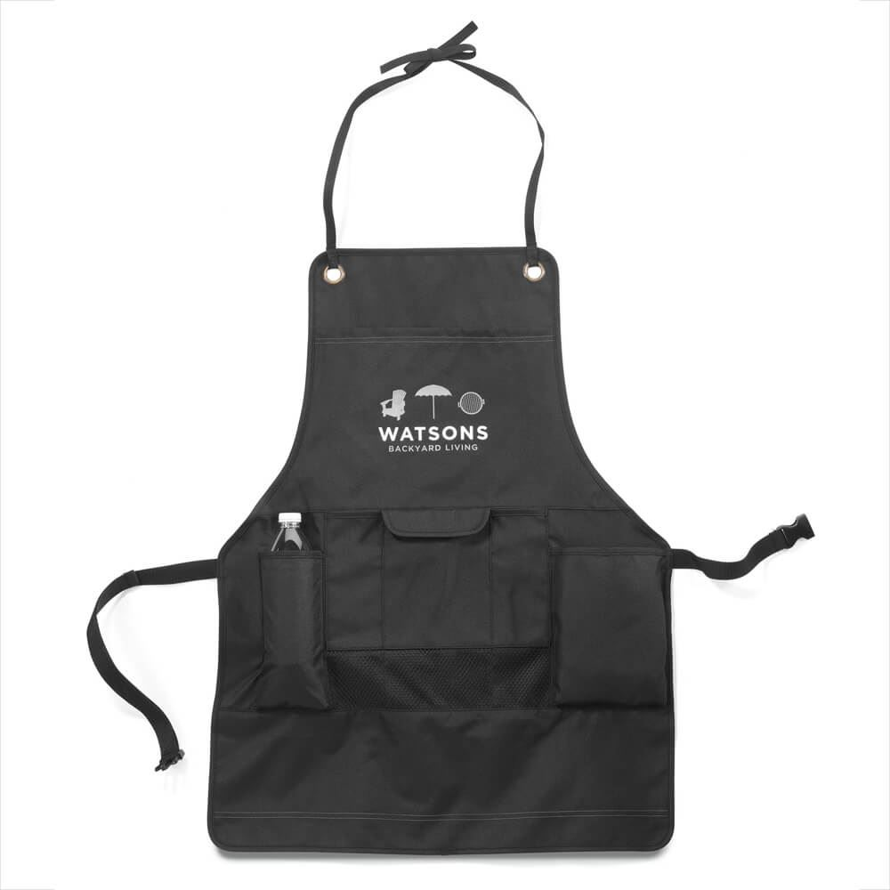 Just Grillin' Apron - Personalization Available
