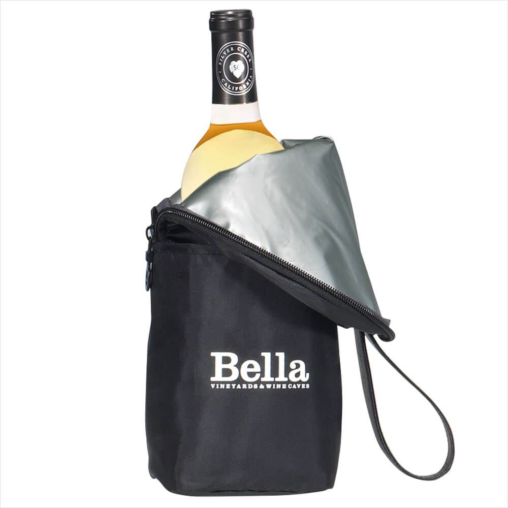 Avalon Insulated Wine Bag Personalization Available